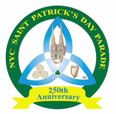 New York City Saint Patrick's Day Parade 250th Anniversary Gala Celebration